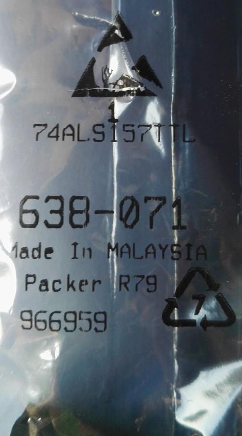 74ALS157